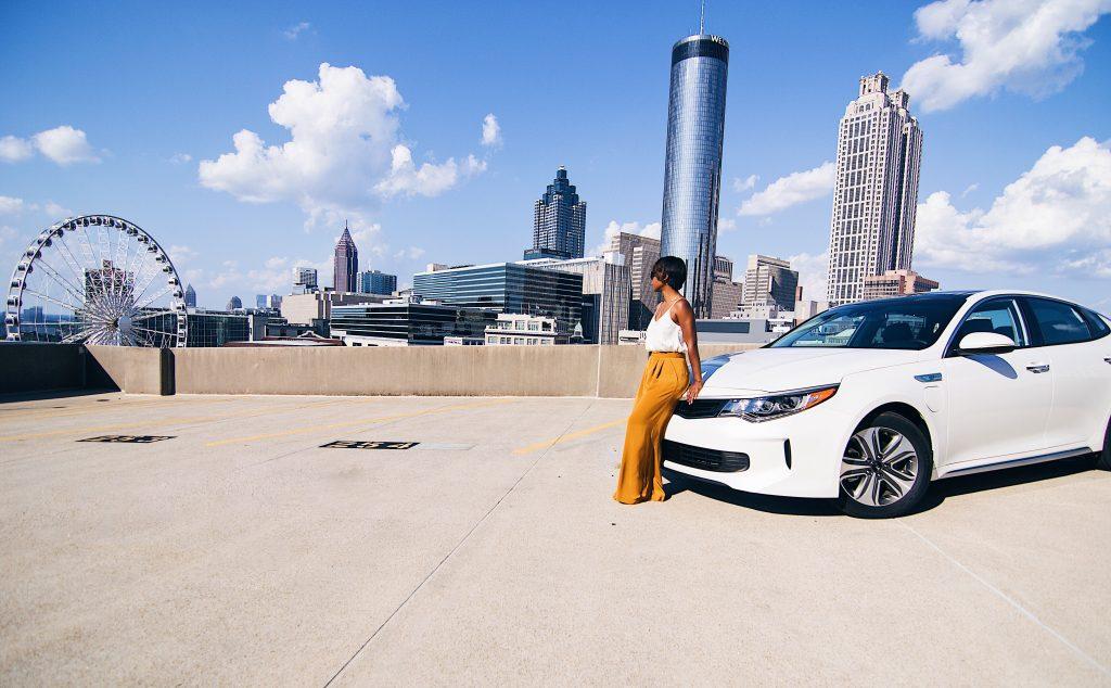 Exploring Atlanta: A 2017 Kia Optima Hybrid Review - World of A Wanderer